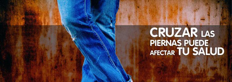 Cruzar las piernas perjudica la presion arterial