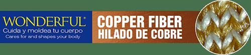 Copper Giber Hilado de Cobre