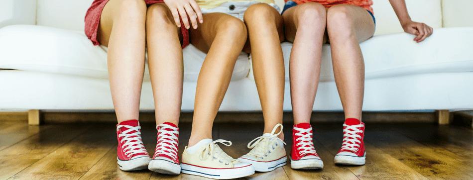 piernas que impacten de verdad